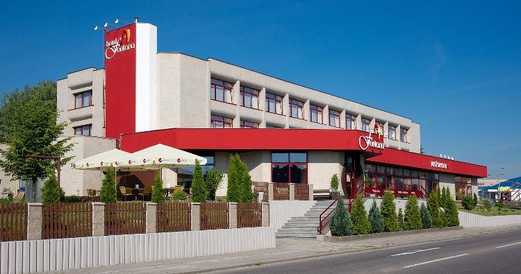 Hotel Fontána Přelouč